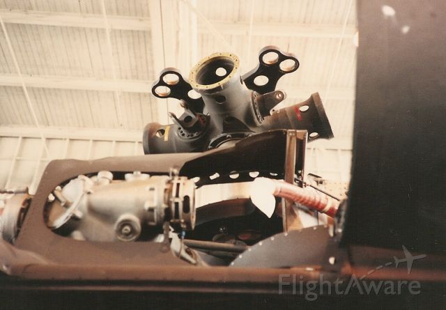 N23557 — - UH60 Blackhawk rotor head disassembled for 500 insp.
