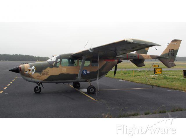 Cessna Super Skymaster (N888B)
