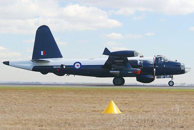Lockheed P-2 Neptune (A89273)