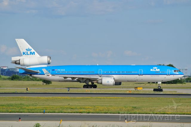 Boeing MD-11 (PH-KCE)