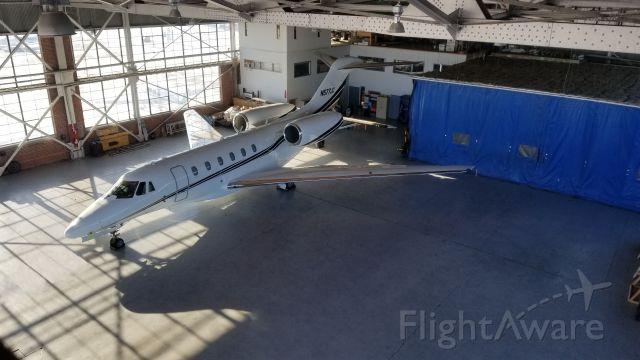 Cessna Citation X (N577JC)