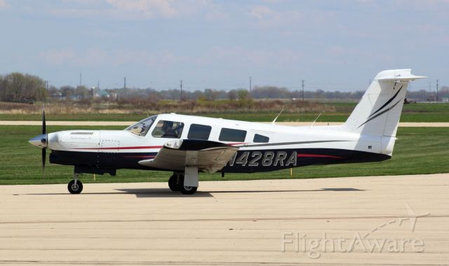 Piper Saratoga (N428RA) - Whiteside County Airport 17 April 2021<br />Such a nice Turbo lance II<br />Gary C. Orlando Photo