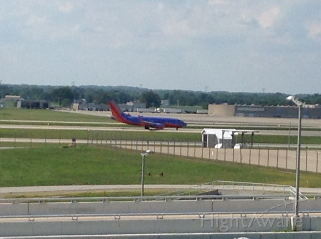 — — - Southwest at Indy