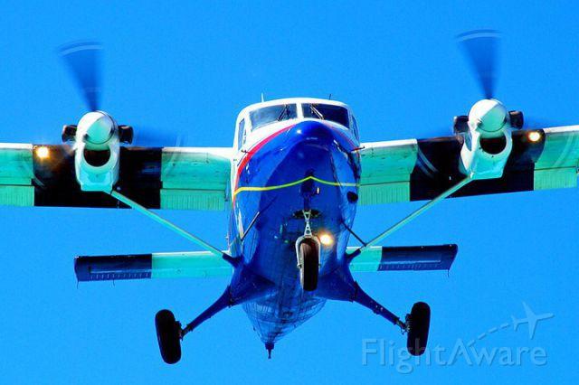 PJ-WIA — - landing at SXM