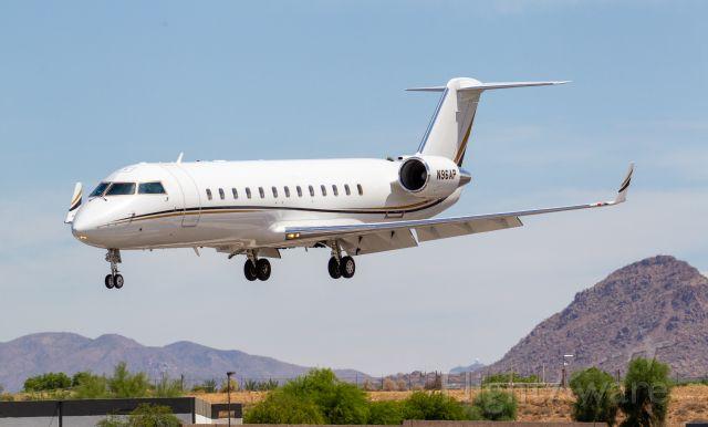 Canadair Regional Jet CRJ-200 (N96AP) - Spotted at KSDL on 06-26-2020