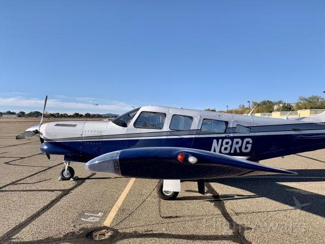 Piper Saratoga (N8RG)