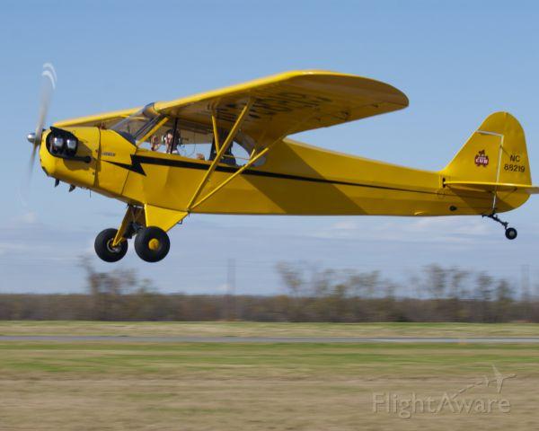 NAC88219 — - Jim Finley celebrating his 50th Anniversary of his first flight