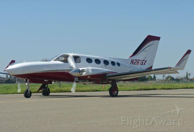 Cessna Chancellor (N2616X)