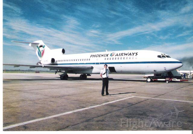 Boeing 727-100 (ZS-NMC) - Phoenix Airways, South Africa, 1995