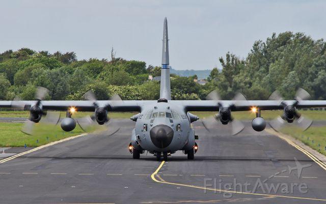 "Lockheed C-130 Hercules (85-1362) - ""rch154"" usaf texas air guard c-130h 85-1362 arriving in shannon 9/6/17."