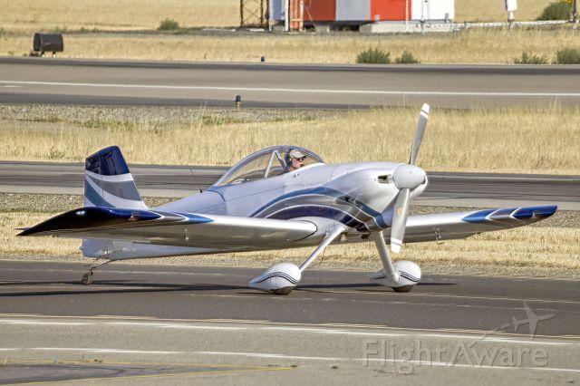 Vans RV-4 (N69JB) - Bryan James R, Van's RV-4 at Livermore Municipal Airport (CA). July 2021.
