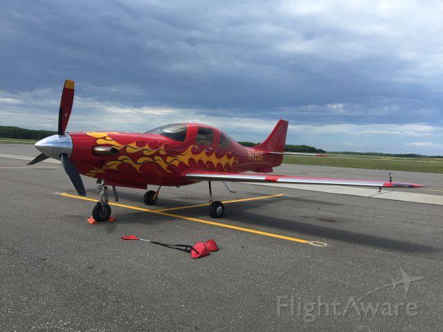 Avro 683 Lancaster (N42GG)