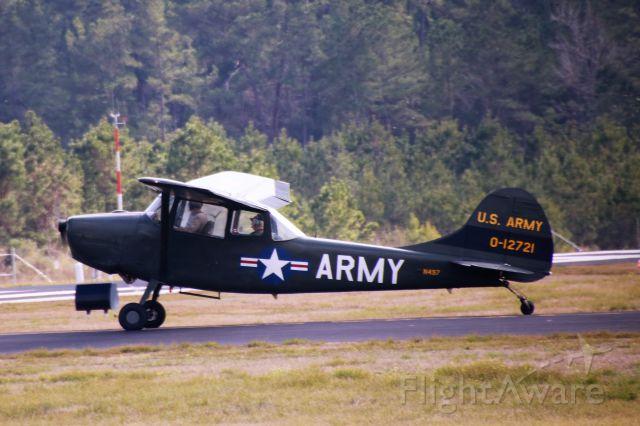 Cessna L-19 Bird Dog (N497)