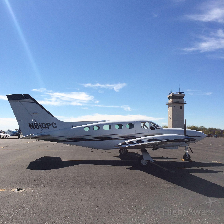 Cessna Chancellor (N810PC)