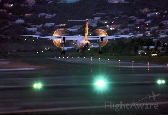 de Havilland Dash 8-100 (C-GPAB) - Coast Guard aircraft C-GPAB