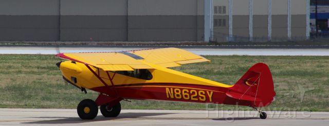 Piper L-18B Cub Special (N862SY)