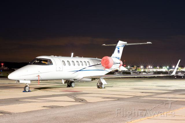 Learjet 40 (N140HM) - N140HM  Learjet 45  Harbert Fund Advisors  KFDK  20110810