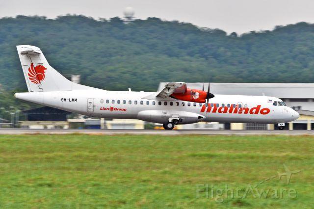 ATR ATR-72 (9M-LMM)