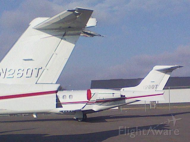 Learjet 45 (N26QT)