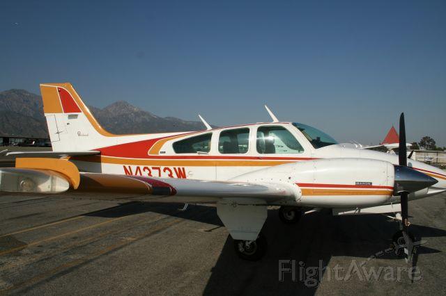 Beechcraft 55 Baron (N4373W) - 1974 BEECH BARON