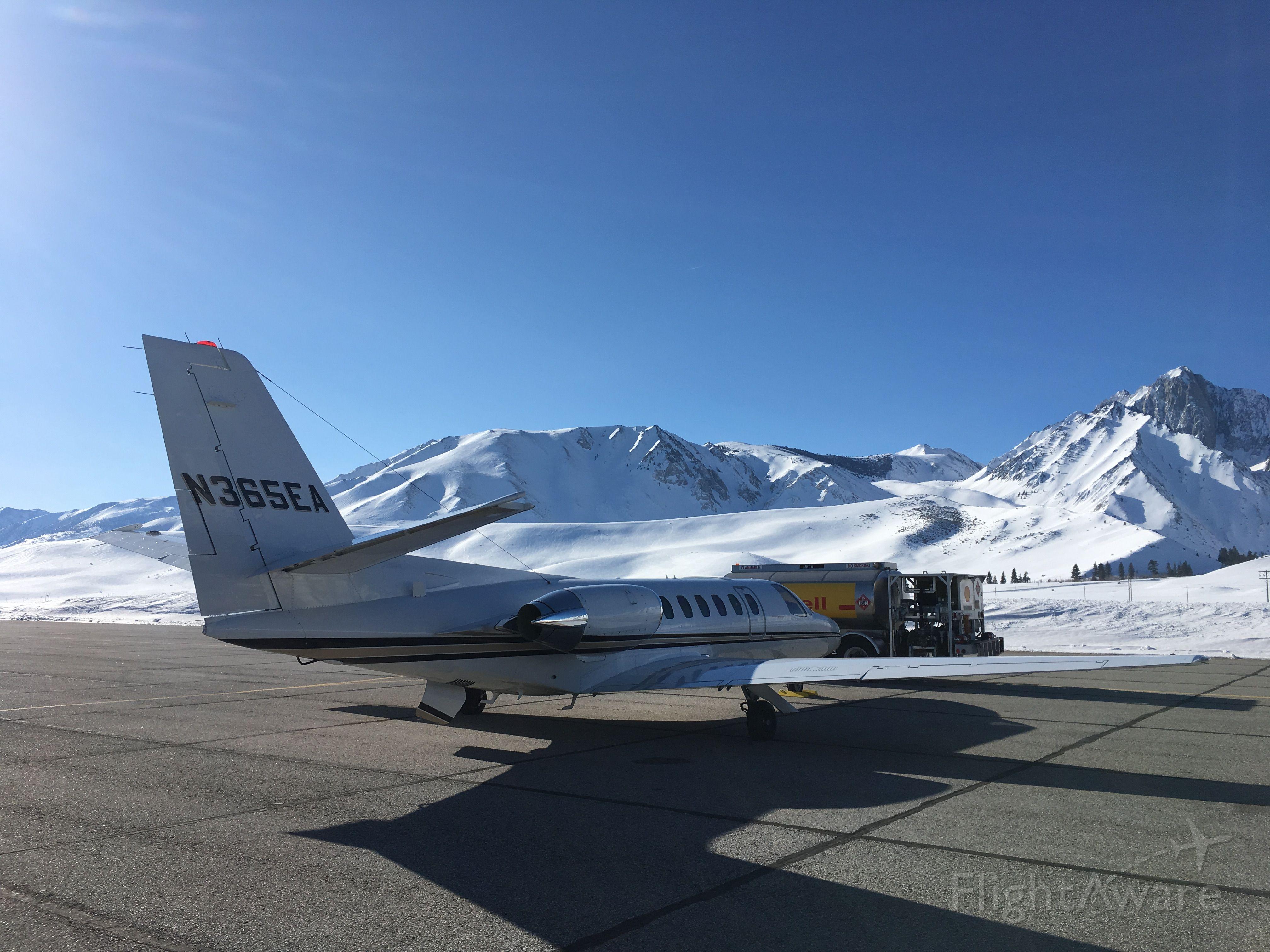 Cessna Citation V (N365EA) - 2/26/2017