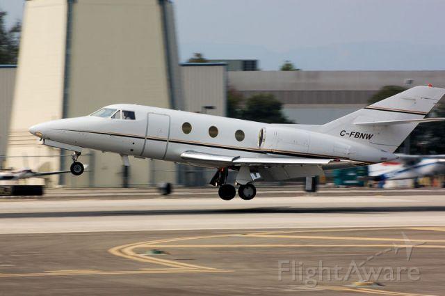 Dassault Falcon 10 (C-FBNW) - by- Fernando Sedeno