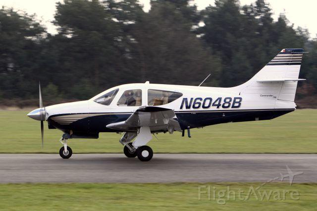 Rockwell Commander 114 (N6048B)