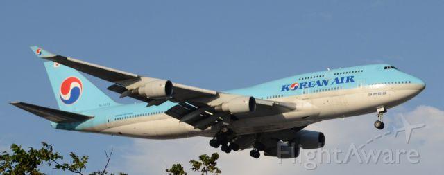 Boeing 747-200 (HL7473)