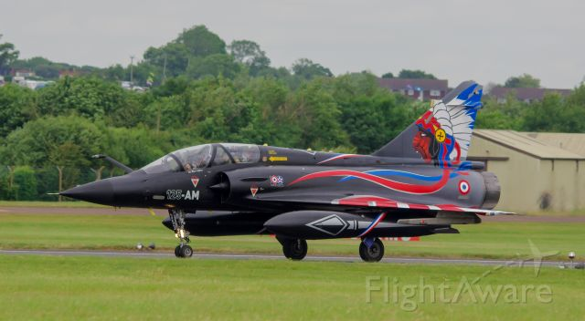 "— — - International Air Tattoo 2016 Fairford<br />""RAMEX DELTA"" Mirage French Air Force"