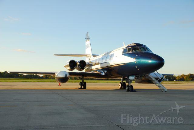 Lockheed Jetstar 2 (N313JS)