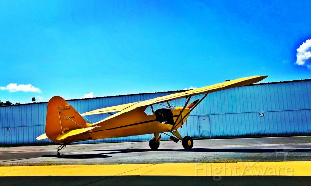 Piper PA-17 Vagabond Trainer (N373WB)