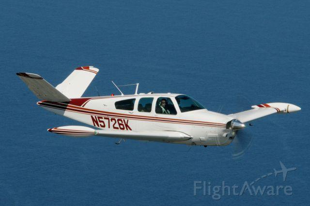 Beechcraft 35 Bonanza (N5726K) - Photo by Greg Wright of Kings Mill Photography