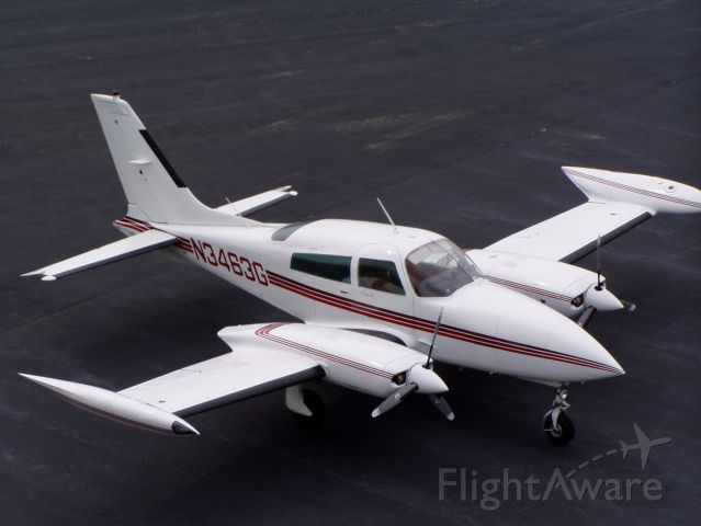 Cessna 310 (N3463G) - Known Ice, Color Radar on EX-500, Air Conditioning!