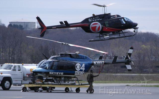 Bell JetRanger (N55SL)