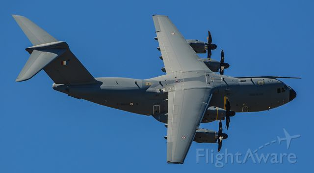 AIRBUS A-400M Atlas (0031) - 2017 Melbourne Air & Space Show. First ever Airbus A400M demo performed in the US.