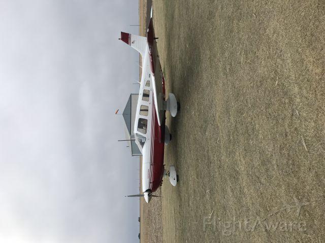 Piper Saratoga (N8470P)
