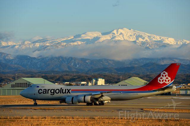 BOEING 747-8 (LX-VCD) - Cargolux LX-VCD B747-8F