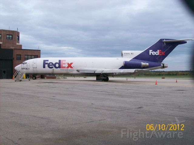 BOEING 727-200 (N180FE) - Donated to Purdue Univesity for training; no longer flown.