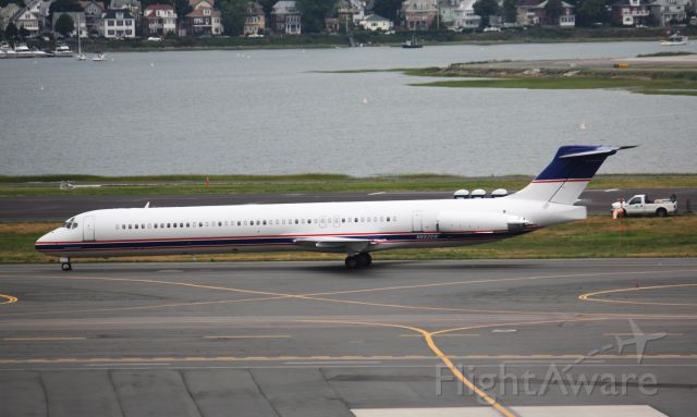 McDonnell Douglas MD-81 (N682RW) - Sports charter for Detroit Tigers