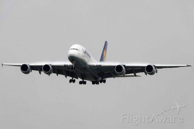 Airbus A380-800 (D-AIMB)