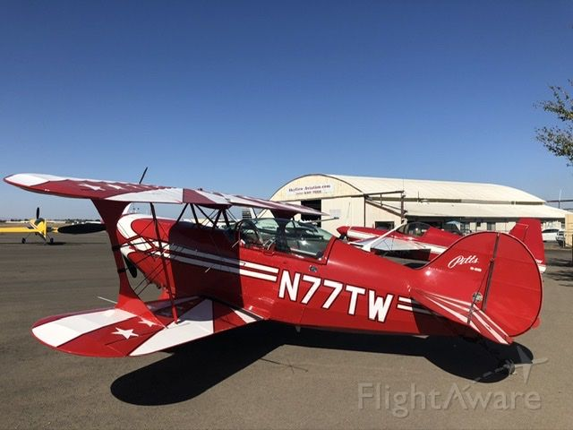 PITTS Special (S-2) (N77TW)
