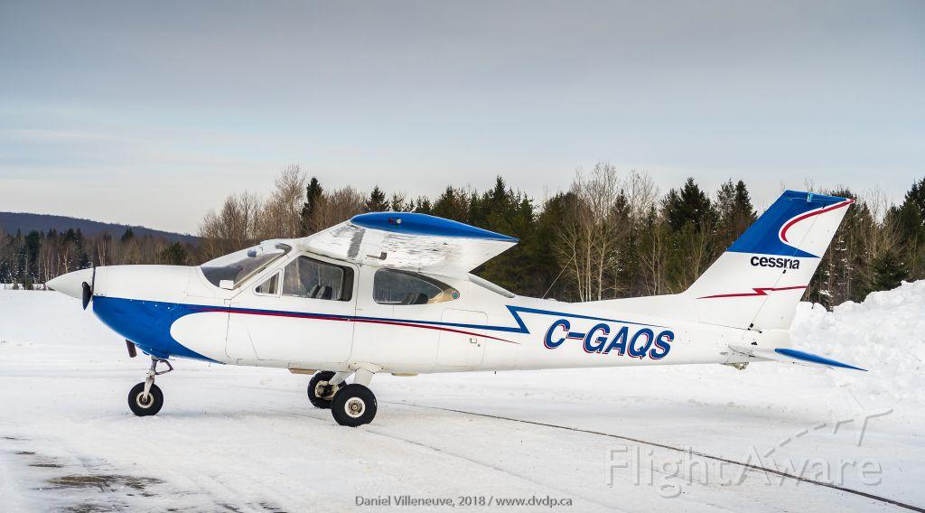 Cessna Cardinal (C-GAQS) - Cessna 177 C-GAQS