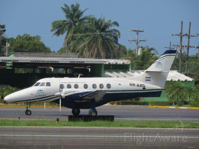 British Aerospace Jetstream 31 (HR-AXG)