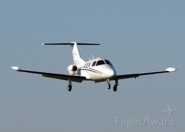 Eclipse 500 (N747LG) - Landing at Shreveport