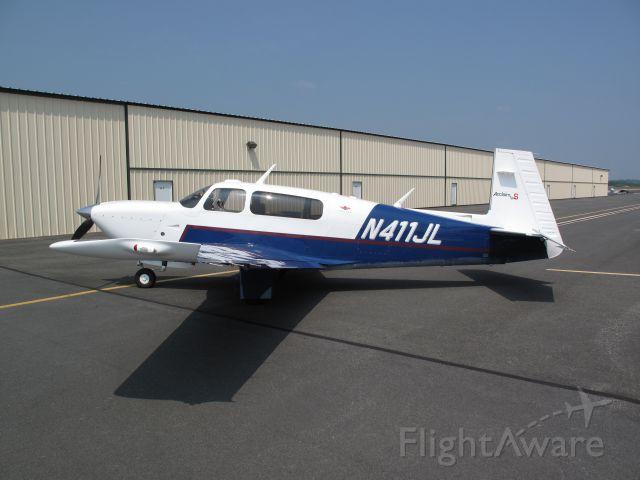 Mooney M-20 Turbo (N411JL)