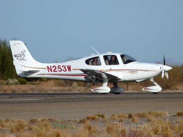 Cirrus SR-22 (N253W)