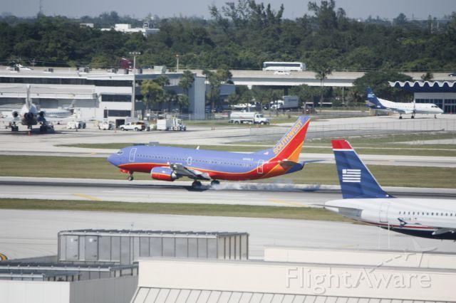 BOEING 737-300 (N340LV)