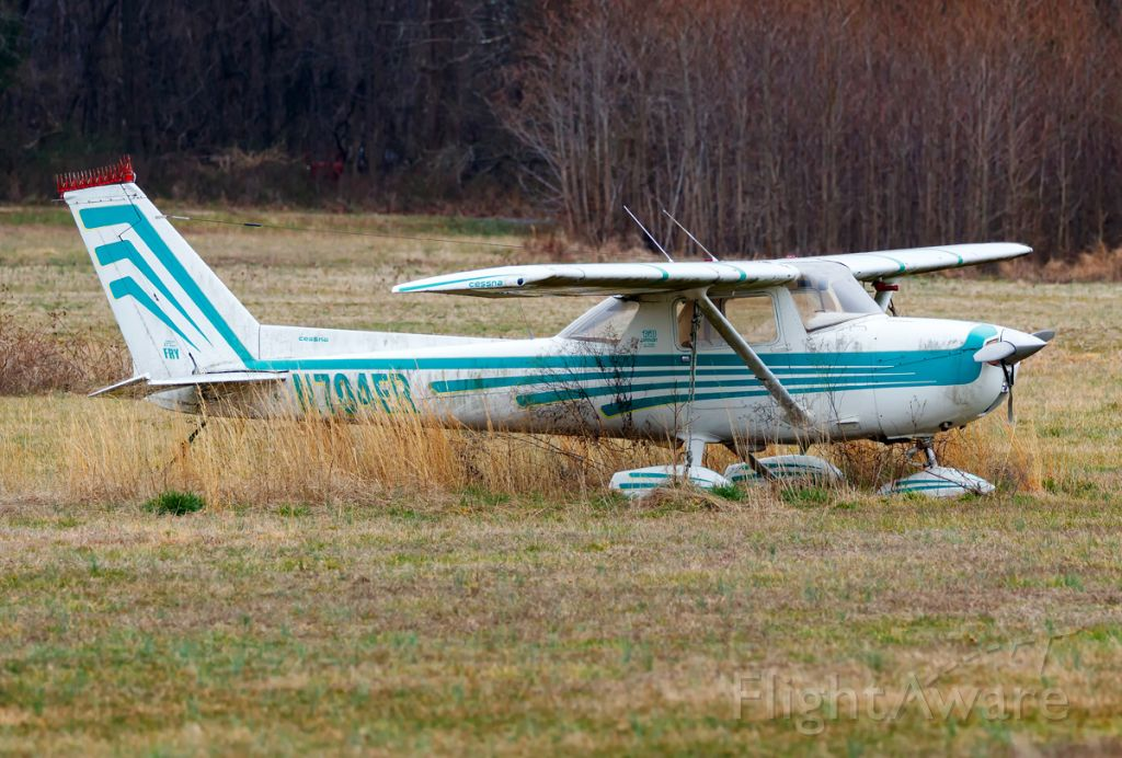 Cessna Commuter (N704ER)
