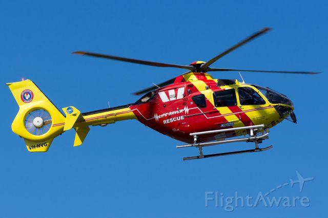 Eurocopter EC-635 (VH-NVG)