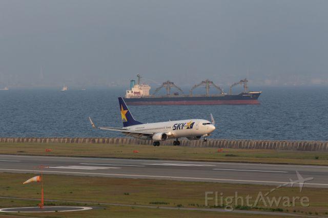 Boeing 737-800 (JA73NC)